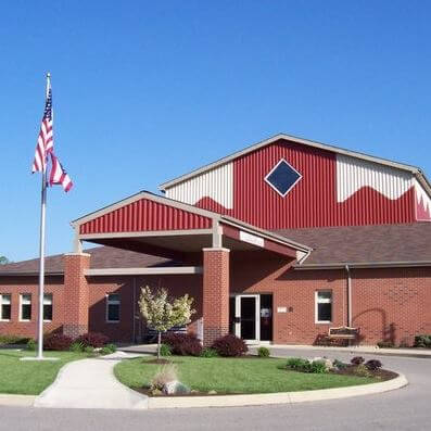 Preble County Council on Aging , The Senior Center